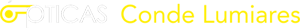 Ópticas Conde Lumiares Logo